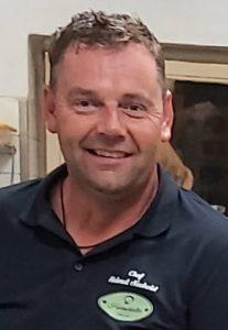 Chef Helmut Neuhold